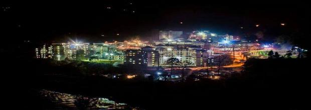 Night View of SMIT